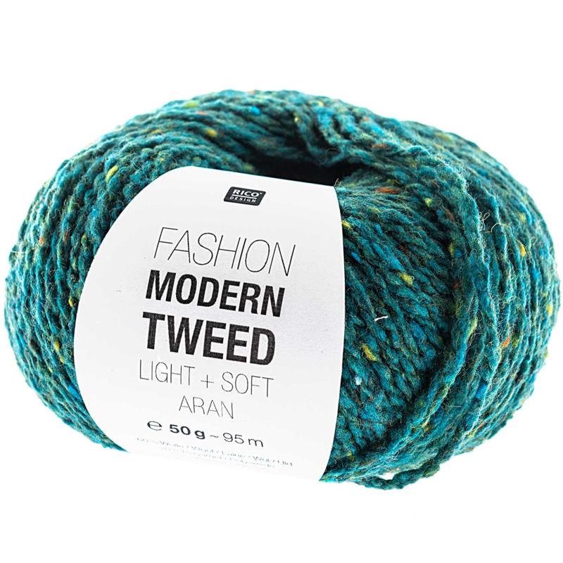 Modern tweed 008 grun