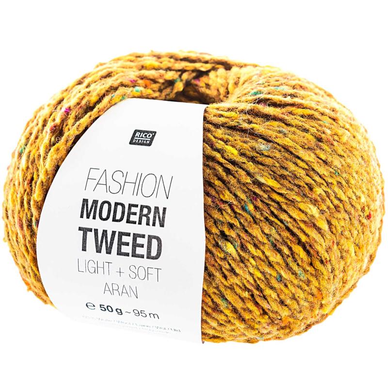 Modern tweed 004 mustard