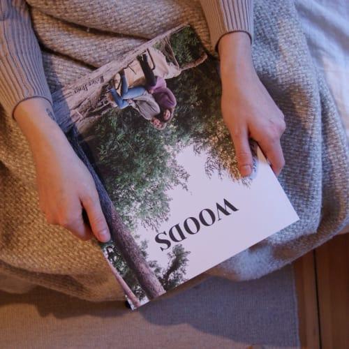 Woods magazine 1