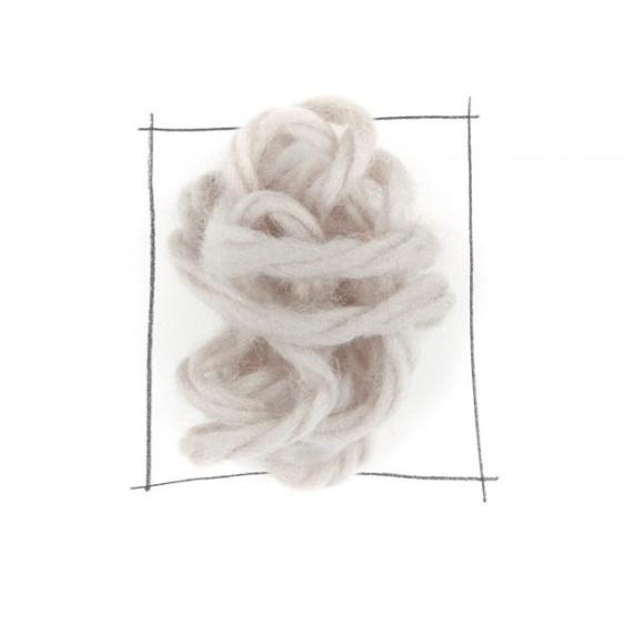 Maxi Wool Flax
