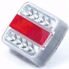 Achterlicht 100 x 100 LED rechts