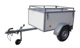 Verhuur bagagewagen per week 150x100x50