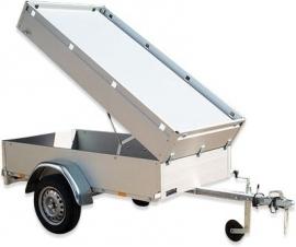 Verhuur bagagewagen Anssems per week 180x101x48