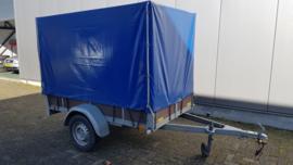 Aanhangwagen met huif Afmetingen 225x132x150