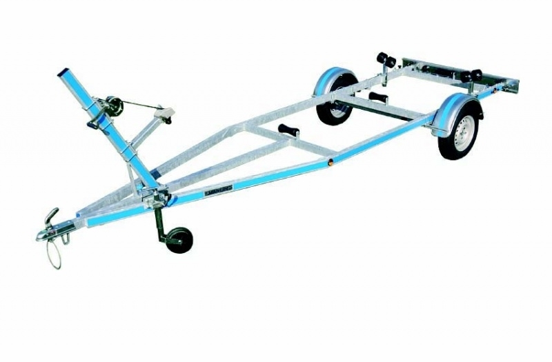 Boottrailer type 8-50-12