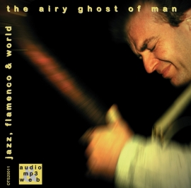 The Airy Ghost of Man CD-album box