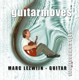 Guitar Moves I CD-album box