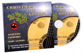 Christmas for Guitar CD in sleeve