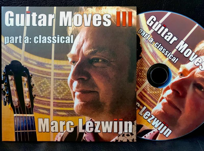 Guitar Moves III (Part A: Classical)