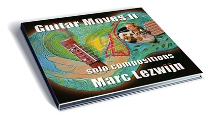 Guitar Moves II CD-album