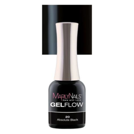 MN | Gelflow Absolute Black #20 - 4ml