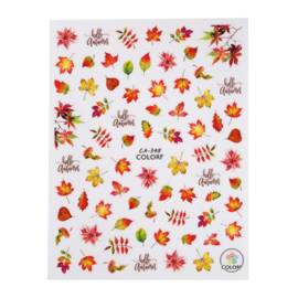 CN | Nail sticker Autumn Leaves (CA348)