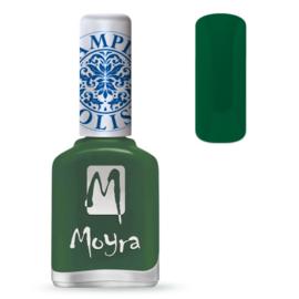 Moyra | Stempel lak SP14 Dark Green