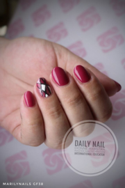 Daily Nail - Gelflow 38