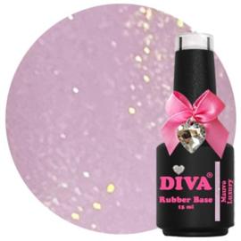 Diva | Rubber base Mauve Luxury 15ml