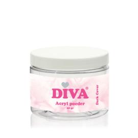 Diva | Acryl poeder Dark Cover 20 gram
