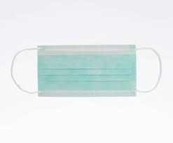 DN | Mondmasker Groen 50 stuks