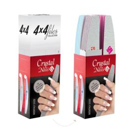 [Crystal Nails] 4x4 vijlen set (studentkit)