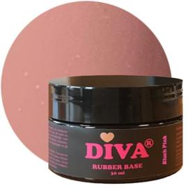 Diva | Rubber base Blush Pink POT 30ml