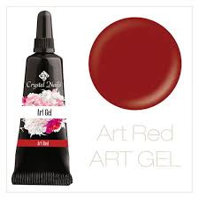 CN | Art Gel Red