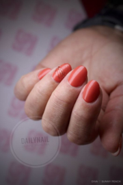 Daily Nail - Sunny Peach