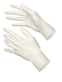 Handschoen nitril 100 stuks maat M