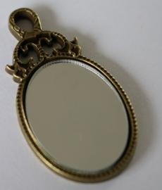 Medaillon 4 - Spiegel