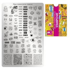 Moyra | Stampingplate #86 -  Stampchat
