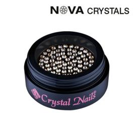 CN   Nova Crystals (100pcs) - Champagne SS3
