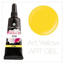CN | Art Gel Yellow