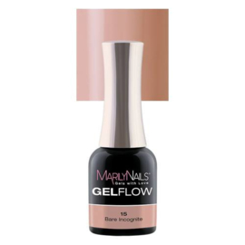 MN | Gelflow Bare Incognito #15 - 4ml