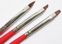 One stroke penselenset (3 delig)