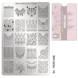 Moyra | Stampingplate #64 Perfume