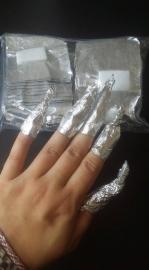 Soakable Wraps 100 stuks