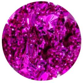 Diva | Metallic Foil Flakes Bright Plum Flakes 5gram