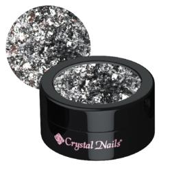 CN | Platinum Foil Silver Flakes