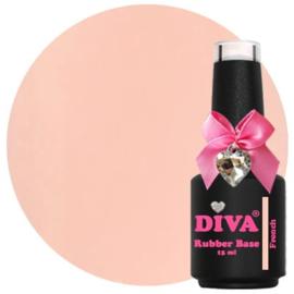 Diva | Rubber base French 15ml