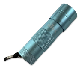 Diva | Mini Led Lamp blauw 12w