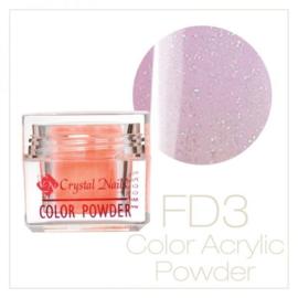 Crystal Nails Coloracryl