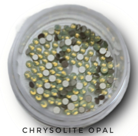 Swarovski   144pcs   Chrysolite Opal