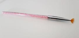 DN | Waaier penseel Pink Diamonds