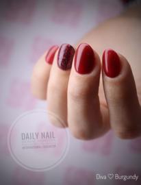 Daily Nail - Burgundy