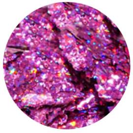 Diva | Metallic Foil Flakes Laser Pink Flakes 5gram