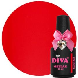 Diva | Scarlet Red 15ml
