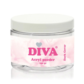 Diva | Acryl Poeder Dark Cover 250 gram