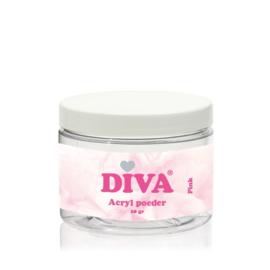Diva | Acryl poeder Pink 20 gram
