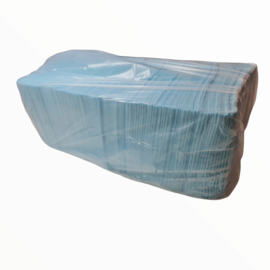 DN | Table Towels 125 - BLAUW - 3 laags