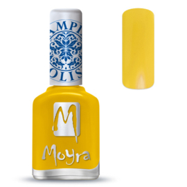 Moyra | Stempel lak SP12 Yellow