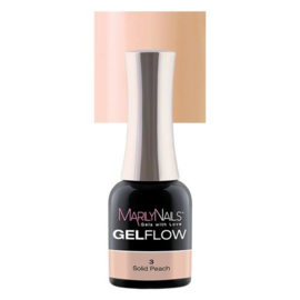 MN | Gelflow Solid Peach #3 - 4ml