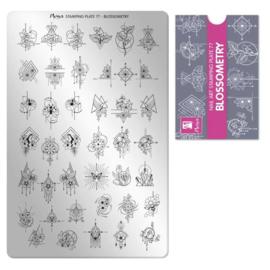 Moyra | Stampingplate #77 - Blossometry